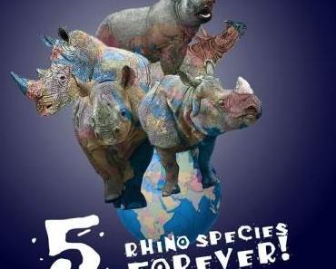 Welt-Nashorn-Tag – World Rhino Day