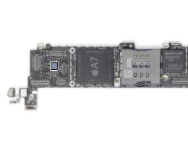 iPhone 5S: A7-Prozessor ist von Samsung, Kamera von Sony