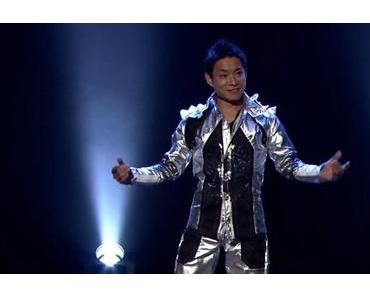 Roboter Dance von America's Got Talent Gewinner Kenichi Ebina