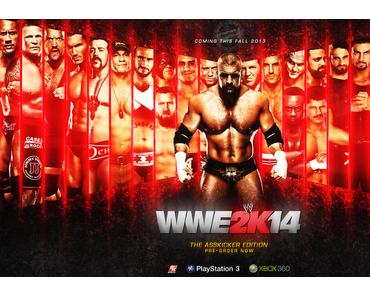WWE 2K14: Liste aller Charaktere