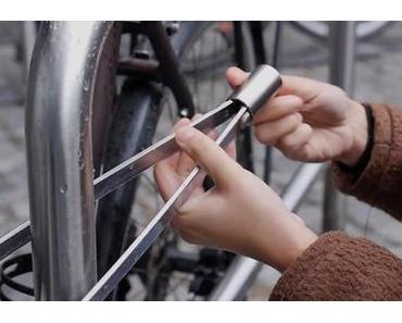 Fahrradschloss 'TiGr Lock' immun gegen Bolzenschneider – NICHT