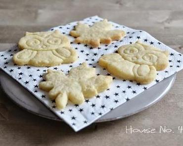 autumn cookies - Herbst Kekse