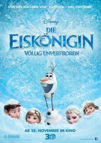 """Disney veröffentlicht neuen """"Die Eiskönigin""""-Trailer"""