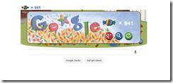 Google Doodle zum 15. Jubiläum: so bekommt ihr einen hohen Highscore