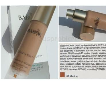 BABOR Advanced Biogen Anti-Aging BB Cream SPF 20