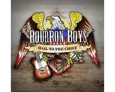Bourbon Boys bringen US-Südstaaten-Sound aus Skandinavien
