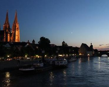 POSTCARDS: REGENSBURG, BAVARIA or THE PLACE WHERE I MADE FRIENDSHIPS WHICH WILL LAST A LIFETIME