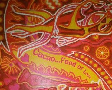 Gekostet: Vegane Schokolade - lovechock Maulbeere/Vanille