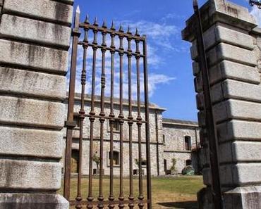 Festung Montecchio am Comer See