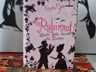 Rezension: Rubinrot von Kerstin Gier
