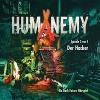 Rezension: Humanemy 3 - Der Hacker (Lindenblatt Records)