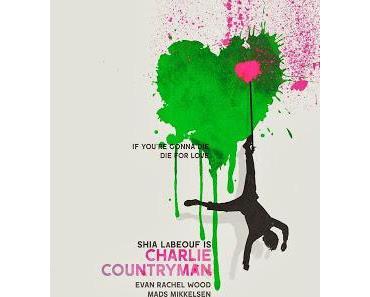 Trailerpark: Shia LaBeouf ist CHARLIE COUNTRYMAN