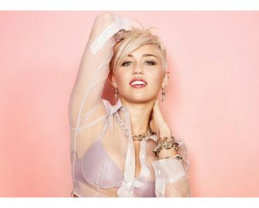 Miley Cyrus: Braves Mädchen