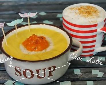 veganer Vanillepudding ein Blogevent für`s  Seelenfutter