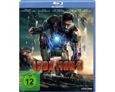 Filmkritik zu 'Iron Man 3′ (Blu-ray)