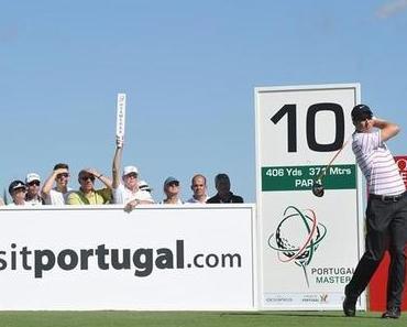 Portugal Masters Oceânico Victoria Golf Course – Tag 1