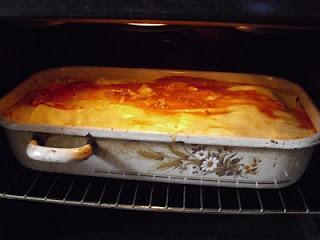 Bienes Gemüse-Lasagne Toskana