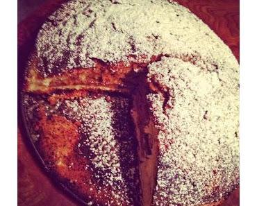 luftiger Cappuccino Kuchen
