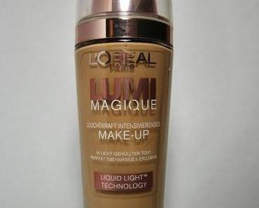 L'Oréal Lumi Magique Make-Up