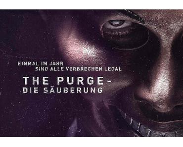 Review: THE PURGE - DIE SÄUBERUNG - Invasive Gesellschaftskritik