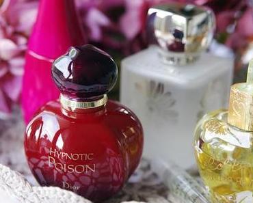 Meine absoluten Parfum-Lieblinge