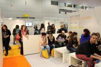[Buchmesse] Freitag: Blogreportertour (Teil 1)