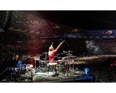 MUSE – LIVE AT ROME OLYMPIC STADIUM – der erste Konzertfilm in 4K Ultra High Definition