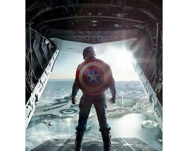 "Erstes offizielles Poster zu ""Captain America: The Winter Soldier"" erschienen"