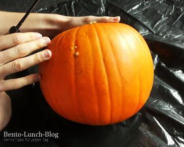 Fun: Kürbis schnitzen für Halloween