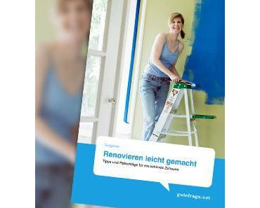 """Ratgeber-Special """"gutWohnen"""" von gutefrage.net"""