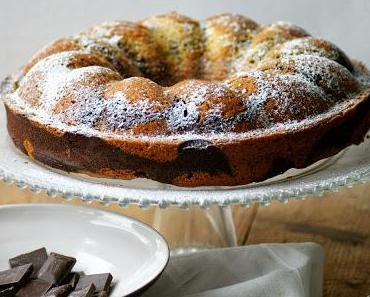 Schon wieder Gemüse: Süßkartoffel-Schokoladenkuchen - sensationell lecker!