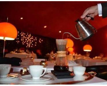 Erstes Gourmet Restaurant zelebriert Spezialitätenkaffee