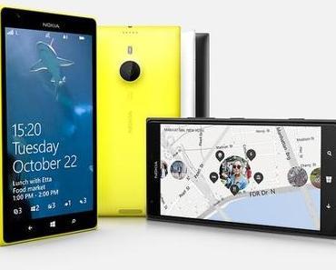 Nokia Lumia 1520 – offiziell vorgestellt