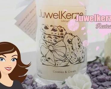 Juwelkerze 'Cookies & Cream' | Review