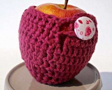 Apfel-Jäckchen häkeln