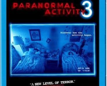 Kritik - Paranormal Activity 3