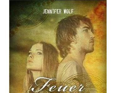 [Rezension] Feuerherz von Jennifer Wolf