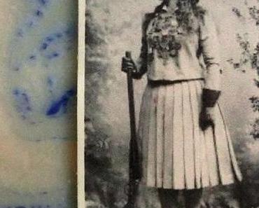 1000&1 Seife präsentiert: Miss Buffalo Beckys Texas Bluebonnet Soap – Schöne Bilder aus unserer Seifensammlung