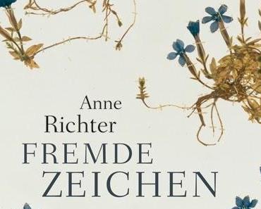 """LitOff-Autorin Anne Richter veröffentlicht Romandebüt """"Fremde Zeichen"""""""
