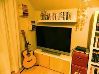 und nun....mein Bücherregal!