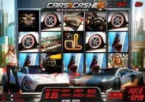 Der Neue 3D Geldspielautomat Cars & Cash im Sunmaker Online Casino