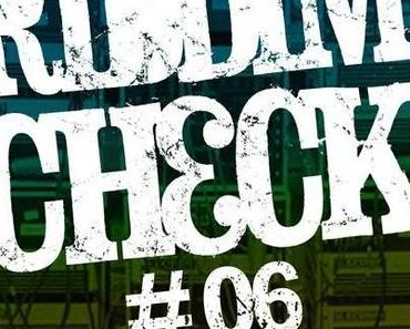 RIDDIM CHECK #06 (free RIDDIM MAGAZIN & SENTINEL Reggae Mixtape)