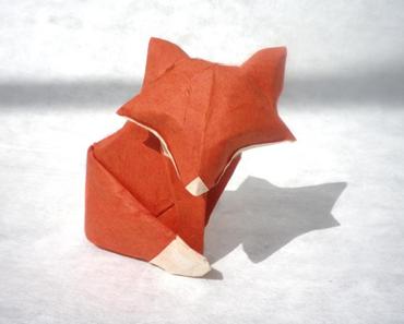 Keep folding on: Origami-Kunst aus Frankfurt