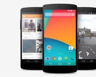Android 4.4: Der Launcher ist nun Bestandteil der Google-Suche
