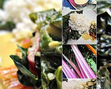 Curry - Kokos - Mangold - Vegan...