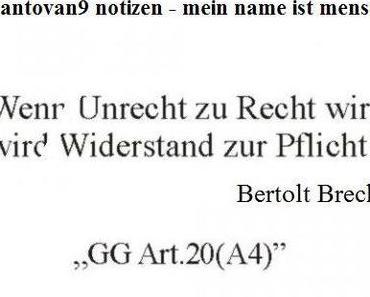 Schwerpunkt: Hartz IV Sanktionen – DER TRAUM IST AUS!