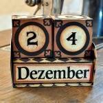 DIY: Würfelkalender selbermachen
