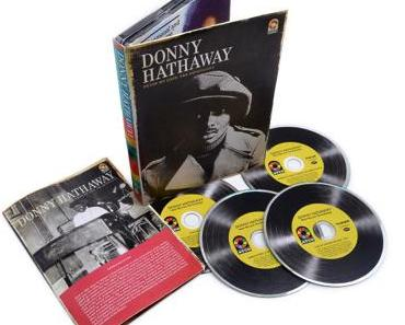 DONNY HATHAWAY – Never My Love: The Anthology (Box-Set)