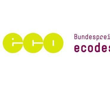 Bundespreis Ecodesign 2013: Die Nominierten