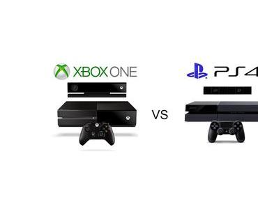 Playstation 4 vs. Xbox One – Move gegen Kinect